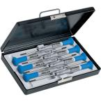 Wittron Slotted and Phillips Set with Case (7-Piece)