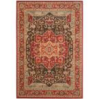 Mahal Red 6 ft. 7 in. x 9 ft. 2 in. Area Rug