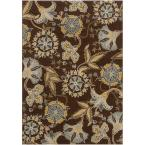 Choele Yellow 2 ft. 2 in. x 3 ft. Accent Rug