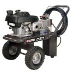 Gas Powered Airless Paint Sprayer, .44 GPM, Honda GCV 160cc