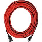 50 ft. 12/3 SJTW Extension Cord with Standard Plug