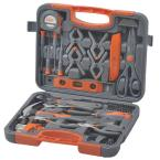 (76-Pieces) 3/8 in. Homeowners Tool Set