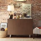 Dooley Two Tone Sideboard Console Table