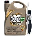 1.33 Gal. Ready-to-Use Extended Control Weed and Grass Killer Plus Weed Preventer Comfort Wand