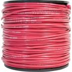 500 ft. 18-4 Red Solid CU Unshield FPLP Alarm Cable