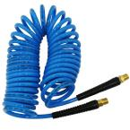 1/4 in. x 25 ft. Polyurethane Recoil Air Hose