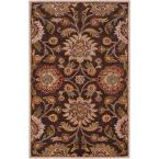 Artes Chocolate 10 ft. x 14 ft. Area Rug