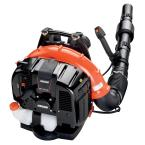 214 MPH 535 CFM 63.3 Gas Backpack Blower with Tube Throttle
