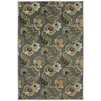 Calypso Cocoa Praline 3 ft. 4 in. x 5 ft. Accent Rug