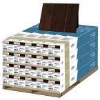 Chocolate Hickory 3/8 in. T x 5 in. Wide x Random Length Soft Scraped Engineered Hardwood Flooring (470 sq.ft. / pallet)