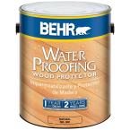 1-Gal. Waterproofing Wood-Protector
