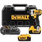 20-Volt Max Lithium-Ion 1/4 in. Cordless Impact Driver Kit