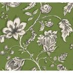 60.75 sq. ft. Modern Shapes Jardin Wallpaper