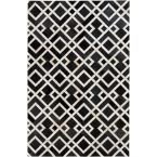 Ranchester Black 2 ft. x 3 ft. Indoor Area Rug