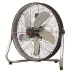 20 in. High Velocity Floor Fan with Shroud