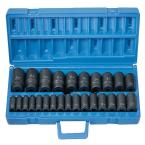 1/4 in. Surface Drive Master Impact Socket Set (71-Piece)