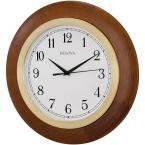 18 in. H x 18 in. W Round Wall Clock in Hardwood