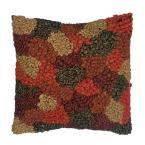 Contemporary Collector 18 in. x 18 in. Square Decorative Accent Pillow (2-Pack)
