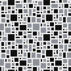 Scatter Night Motif 24 in. x 24 in. Glass Wall and Light Residential Floor Mosaic Tile