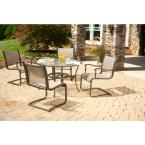 Welland 5-Piece Patio Dining Set