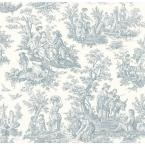 56 sq. ft. Waverly Classics Country Life Wallpaper