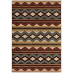 Chalet Multi 4 ft. x 6 ft. Area Rug