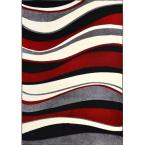 Sumatra White 7 ft. 10 in. x 10 ft. 2 in. Area Rug