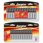 Alkaline Battery AA 24 count and AAA 24 count (2-Pack)