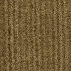 Morella - Color Stone Beige Indoor/Outdoor 6 ft. x Your Choice Length Carpet