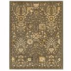 Anniston Brindle 4 ft. x 6 ft. Area Rug