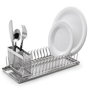 Click here to buy Polder Compact Dish Rack by Polder.
