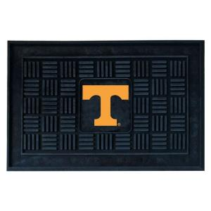 FANMATS University of Tennessee 18 inch x 30 inch Door Mat by