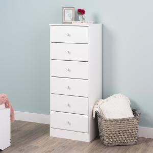 Number of Drawers: 6 drawer