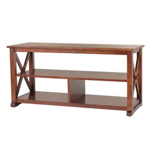 Home Decorators Collection Brexley Chestnut Media Console