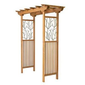 Greenstone Willows Arbor From Home Depot Arbors Structures