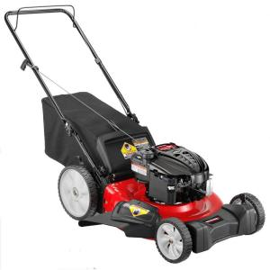 Yard Machines 21 in. 190cc Walk Behind Gas Mower