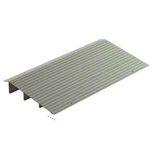 EZ-ACCESS 3 in. Aluminum Threshold Ramp