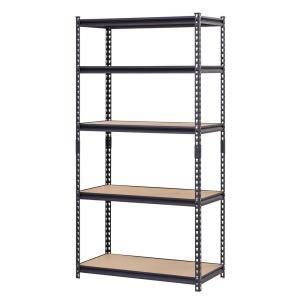Shelving Units with Adjustable Shelves
