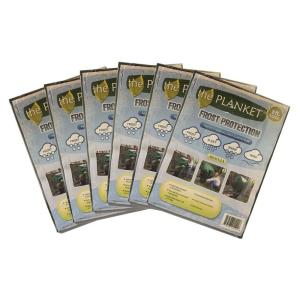 Planket 8 ft. Round Plant Protection Value Pack (6-Pieces) from Plant Accessories