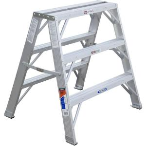 Ladder Height (ft.): 3 ft.