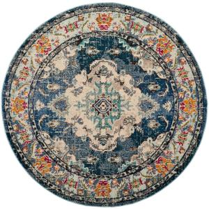 Approximate Rug Size (ft.): 9' Round