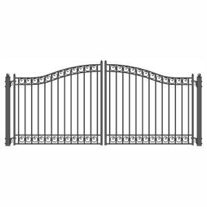 Nominal gate width (ft.): 12