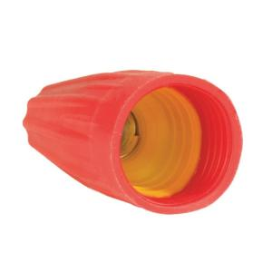 Red and Yellow Cushion Grip Wire Connectors (25,000-Pack)