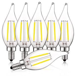 Light Bulb Shape Code: E12