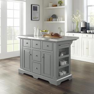 Kitchen Island - Cabinet - Kitchen Islands - Carts, Islands ...