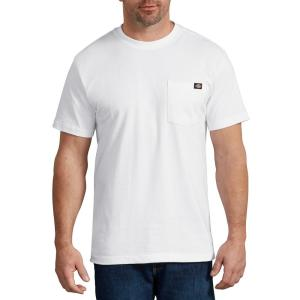 White in Work Shirts
