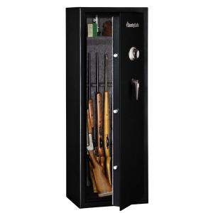 SentrySafe 14-Gun 59 in. Combination Lock Gun Safe