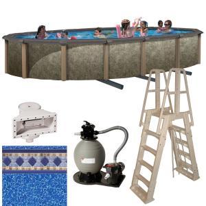 Pool Depth (In.): 54
