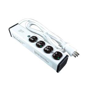 Legrand Wiremold 6 ft. 4-Outlet Medical Grade Power Strip by Legrand Wiremold