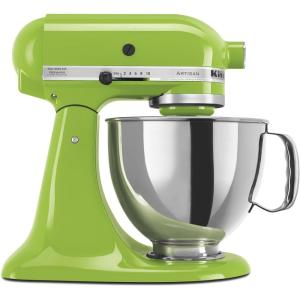 KitchenAid Artisan Series 5 qt. Stand Mixer in Green Apple
